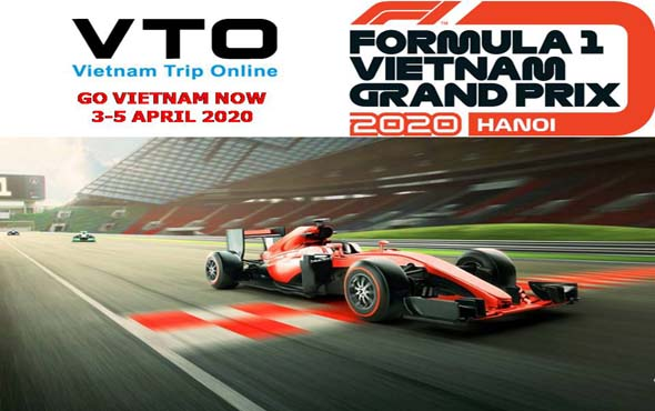 FORMULA ONE VIETNAM GRAND PRIX 2020